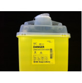 303506 BD Sharps container nestable