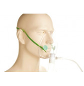 3675 GaleMed Mask High Oxygen 2m Tubing and Reservoir Child
