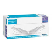 4002 Ansell Gloves Micro-Touch Nitrile Powder Free