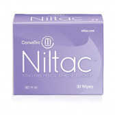 420788 Niltac String Free Adhesive Remover Wipes