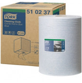 510137 Cloth cleaning Tork Blue