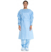 69981 Isolation Gown Front