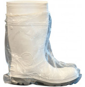 700-300 Overboots Plastic with Elastic