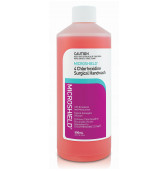 61351 Microshield 4% surgical scrub 500ml