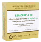 Kenacort Injection A-40 40mg x 1ml