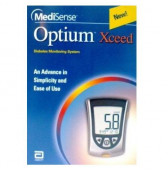 MS-7010901 Optium Glucose Meter Xceed