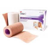 Coban 2 Layer Compression System 10cm x 2.7m 1 kit 2094