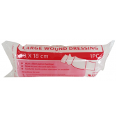 DTS Wound Compression Dressing Large 18cm x 18cm