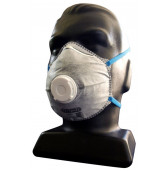 HI8626 Help-it Face Mask Conical Carbon Filter
