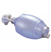 LRES3403XI  Liberty Disposable Resuscitator with Pop off Valve Mask No. 5 Adult