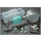 MR100CH Galemed Mask MR100 Silicone Resuscitation Set