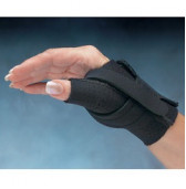 NC79562 Comfort Cool Thumb CMC Restriction Splint Small Left