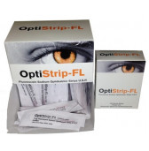 OPTISTRIP-FL100  Optistrip FL Fluorescein sodium strips