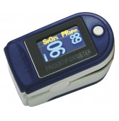 POFCMS50 Pulse Oximeter Finger 50C in Case