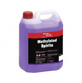 PXSMETH5P Methylated spirits 5L purple