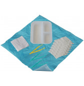 WDP001-02 Sentry Dressing Pack 6 non woven swabs