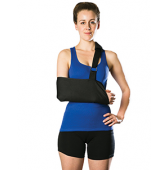 AOS1630 Arm sling immobiliser with waist strap small.PNG
