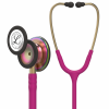 5806-01 3M Stethoscope Littmann Classic III Raspberry with Rainbow Finish