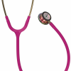 5806-02 3M Stethoscope Littmann Classic III Raspberry with Rainbow Finish