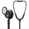 5811-01 3M Stethoscope Littmann Classic III Black with Smoke Finish
