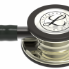 5861-04 3M Stethoscope Littmann Classic III Black with Champagne Finish