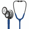 5863 3M Stethoscope Littmann Classic III Black with Champagne Finish