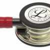 5864-04 3M Stethoscope Littmann Classic III Burgundy with Champagne Finish