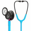 5872-01 3M Stethoscope Littmann Classic III Blue with Pink Stem and Smoke Finish 1