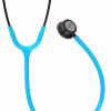 5872-02 3M Stethoscope Littmann Classic III Blue with Pink Stem and Smoke Finish 1