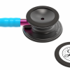 5872-05 3M Stethoscope Littmann Classic III Blue with Pink Stem and Smoke Finish 1