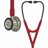 6176 3M Stethoscope Littmann Cardiology IV Burgundy with Champagne Finish