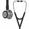 6177-01 3M Stethoscope Littmann Cardiology IV Black with Mirror Finish