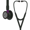 6203 3M Stethoscope Littmann Cardiology IV Black Edition with Violet Stem