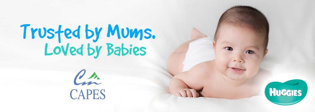Huggies Category Banner