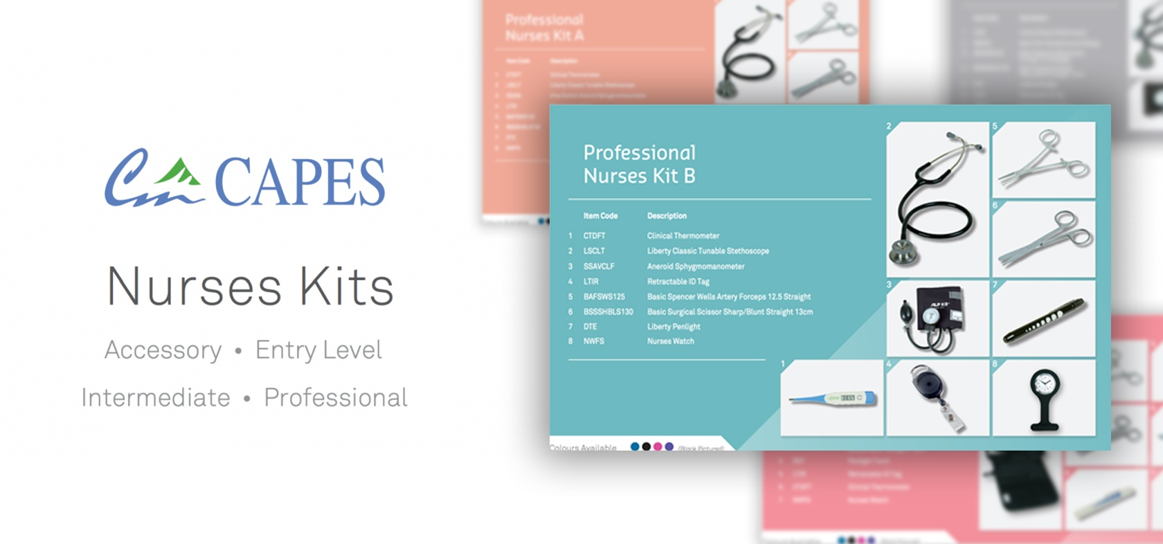 Nurse Kits Homepage