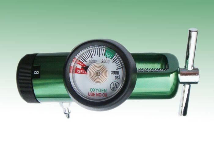 Oxygen Regulator 0-15 lpm